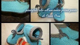 2 de Gratis Tutorial de ganchillomodelo WisteriaParte zapatillas tQsdCxhr