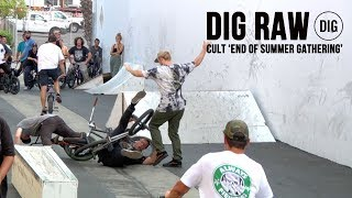 Download CULT 'END OF SUMMER GATHERING' - DIG BMX RAW Video