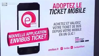 Download Application Envibus Ticket Video