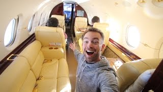 Download Chartered a Jet for $21,000 Video