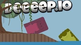 Download Deeeep.io - Destructive Hippo Dominates the Swamp! - - Lets Play Deeeep.io Gameplay - Beta Video