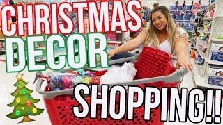 Download CHRISTMAS DECOR SHOPPING 2016!! Video