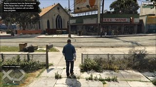 Download Grand Theft Auto 5 Gameplay (PS4 HD) [1080p] Video