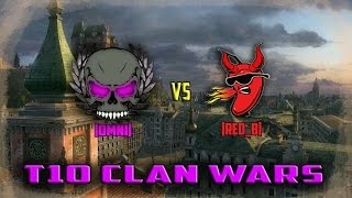 Download WOT Clan Wars: OMNI vs RED B Himmelsdorf attack [Tier 10] Video