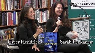 Download Greer Hendricks and Sarah Pekkanen, ″The Wife Between Us″ Video