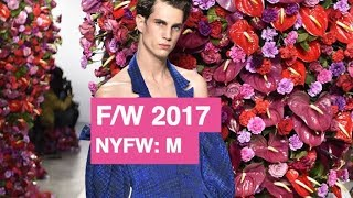 Download Palomo Spain Fall / Winter 2017 Men's Runway Show | Global Fashion News Exclusive Video