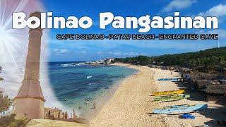 Download Bolinao Pangasinan - Patar Beach | Enchanted Cave Video