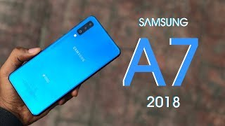 Download Samsung Galaxy A7 2018 Unboxing and Review ″BLUE″ Video