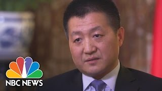 Download China Speaks About President Donald Trump, South China Sea, Trade (Full Interview) | NBC News Video