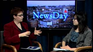 Download The Immigrant Learning Center, Inc. Interview with Boston University news program, NewsDay Video