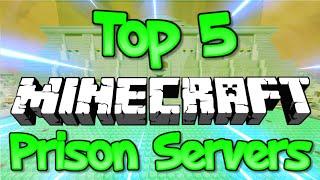 Download TOP 5 OP MINECRAFT PRISON SERVERS 1.8/1.9/1.10/1.12.2/1.13/1.14 2019 [HD] Video