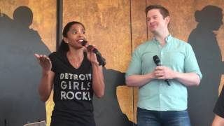 Download HAMILTON #Ham4Ham ″Congratulations″ with Renée Elise Goldsberry 8/31/16 Video