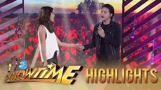 Download It's Showtime: KathNiel gives a heart-fluttering performance on It's Showtime! Video