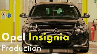 Download Opel Insignia Production Video