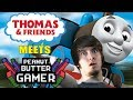 Download Thomas & Friends Meets PeanutButterGamer Video
