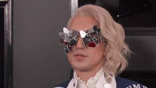 Download Ricky Rebel On The Red Carpet | 2019 GRAMMYs Video