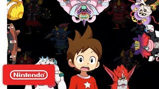 Download YO-KAI WATCH 2: Psychic Specters - What's New - Nintendo 3DS Video