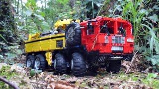 Download MOC LEGO Technic MAN M1001 by MajklSpajkl Video