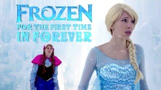 Download For the First Time in Forever Reprise - in Real Life | Disney Frozen | #frozen Video