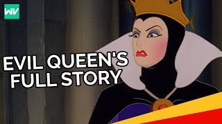 Download The Evil Queen's Full Story: Discovering Disney's First Villain! Video
