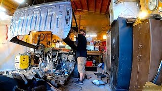 Download Copart Datsun Pickup Build Part 1 Video