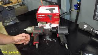 Download HARBOR FREIGHT VS HOME DEPOT VS LOWE'S( EARTHQUAKE XT VS HUSKY H4480 VS KOBALT SGY-AIR216) 🛠👀 Video