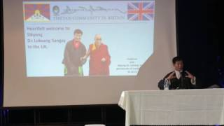 Download The Public Talk by Sikyong Dr Lobsang Sangay at University of London Union Video