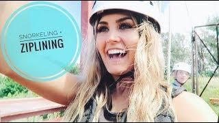Download SNORKEL + ZIPLINE Excursions | Paige Danielle Video
