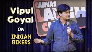 Download Indian Bikers | Stand Up Comedy by Vipul Goyal Video