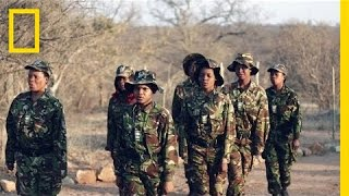 Download Meet the World's First All-Female Team Created to Combat Poaching | Short Film Showcase Video