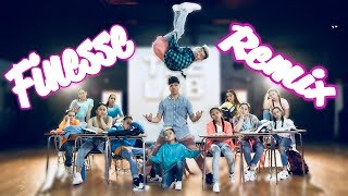 Download FINESSE REMIX - Bruno Mars ft. Cardi B Dance | D-trix Choreography ft. The Lab Video