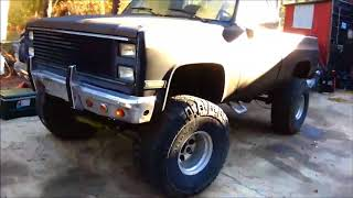 Download 1985 Chevrolet 4x4 Square Body My New Toy Video