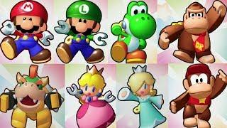 Download Mini Mario & Friends: amiibo Challenge - All Characters Video