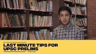 Download AIR 2 CSE 2018 Akshat Jain - Last Minute Tips for UPSC CSE Prelims 2019 Video