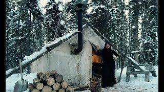 Download Canvas Tent With A Woodstove- This is what it's all about!! Video