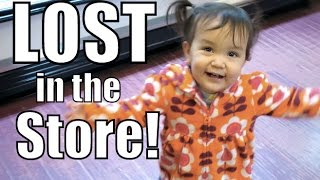 Download First Time Lost in the Store! - January 28, 2016 - ItsJudysLife Vlogs Video