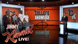 Download NBA Stars Play College Knowledge Video