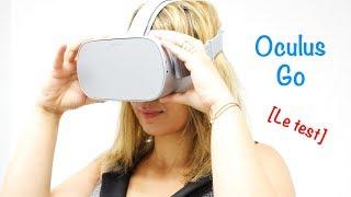 Download Test de l'Oculus Go : enfin un casque VR (réalité virtuelle) pas cher ! Video