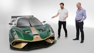 Download The Engineering Behind The 700HP Brabham BT62 - Carfection (4K) Video