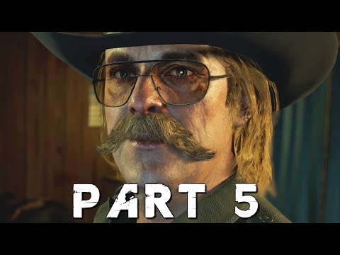 FAR CRY 5 Walkthrough Gameplay Part 5 - HOPE COUNTY JAIL (PS4 Pro)
