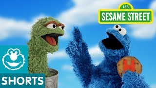 Download Sesame Street: Oscar Tricks Cookie Monster Video