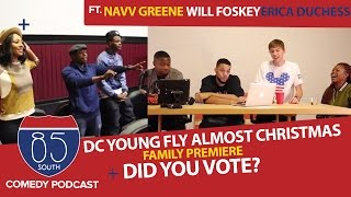 Download DC Young Fly Almost Christmas Premiere Will Packer Keri Hilson & The Presidential Response Part 1 Video