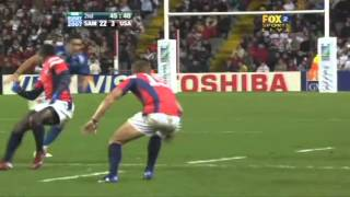 Download Rugby 2007. Pool A. Samoa v United States Video