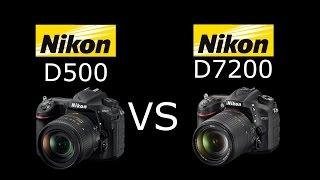 Download Nikon D500 vs Nikon D7200 en Español | VS Digital Video