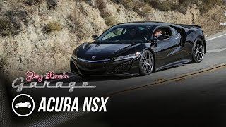 Download 2017 Acura NSX - Jay Leno's Garage Video