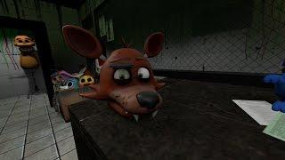 Friendly Foxy 2 Fnaf Gmod Animation Free Download Video Mp4 3gp