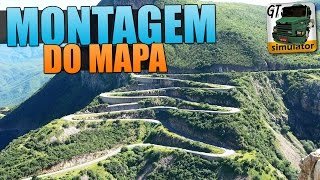 Download MONTAGEM DO MAPA COMPLETO DO GRAND TRUCK SIMULATOR! Video