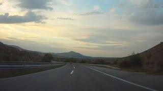 Download A-1 Gevgelija (GR/MK) - Skopje / Macedonia Video