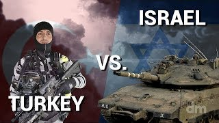 Download Turkey vs Israel - Military Power Comparison 2018 Video