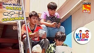 Download Tapu Sena Engrossed In Online Chatting | Tapu Sena Special | Taarak Mehta Ka Ooltah Chashmah Video